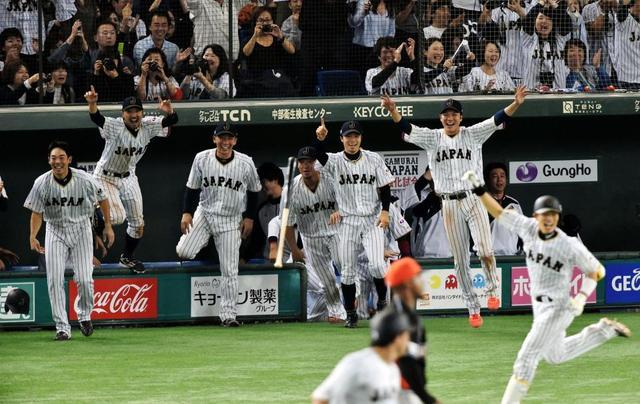 侍ジャパン延長タイブレークサヨナラ勝ち02