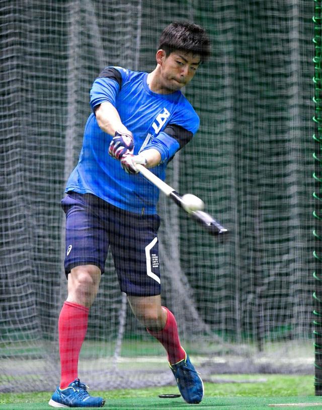 広島カープ秋季キャンプ強化指定選手