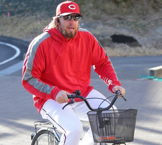 エルドレッド自転車
