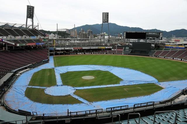広島カープ雨天中止阪神戦放映