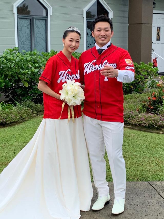 鈴木誠也ブログで結婚報告 (2)