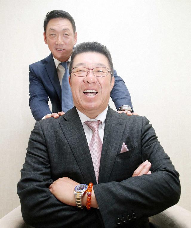 カープ佐々岡監督×金本知憲が特別対談