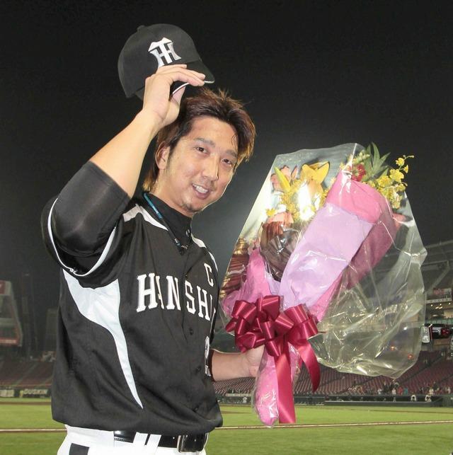 阪神藤川引退