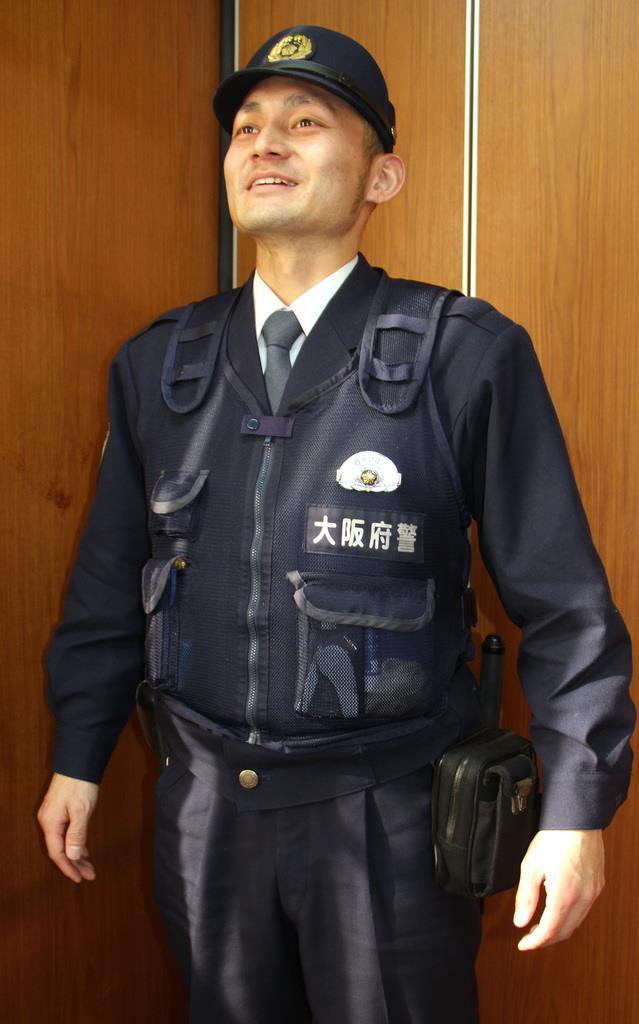 広島カープ池ノ内亮介警察官