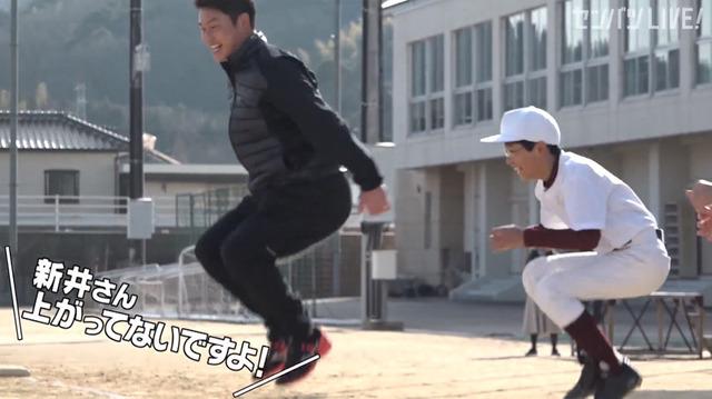新井貴浩_離島中学生野球部_熱血指導_27