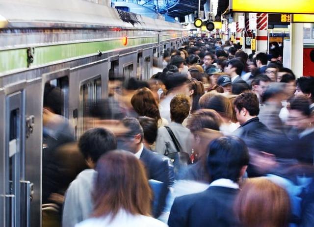 広島県人が上京しがちな東京都の人口、1400万人を突破