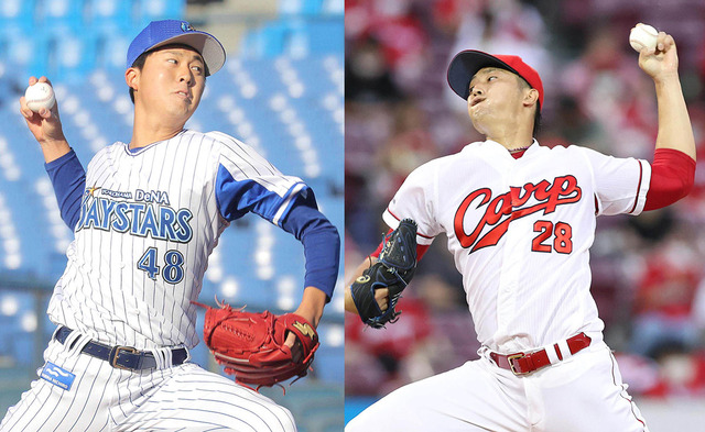 床田寛樹vs京山将弥