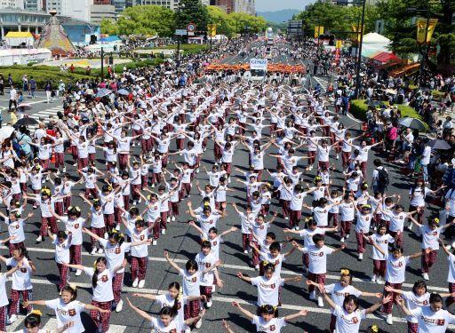 広島フラワーフェスティバル中止