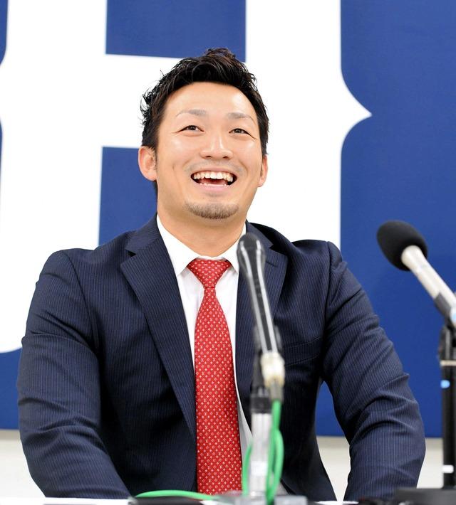 鈴木誠也ポスティング察してください