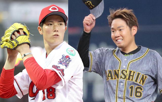 カープ森下vs阪神西の第2ラウンド