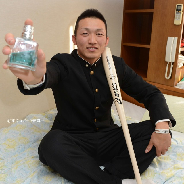 カープスカウト会議『鈴木誠也2世』になれる右の強打者