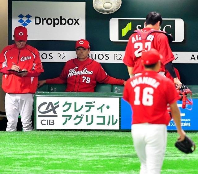 日本シリーズ連続盗塁死ワースト記録更新