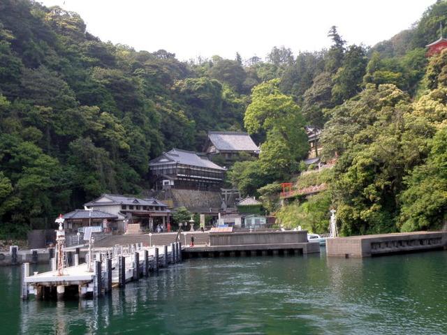 琵琶湖_竹生島