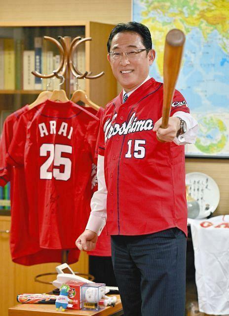岸田総裁派の大臣(大阪出身)「広島焼き美味しそう」
