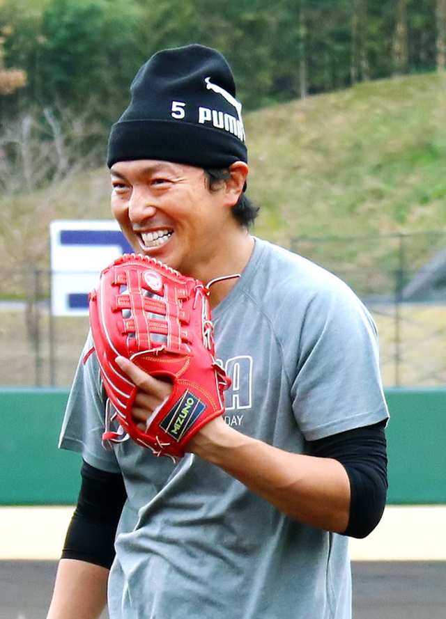 長野久義カープ選手とりこ
