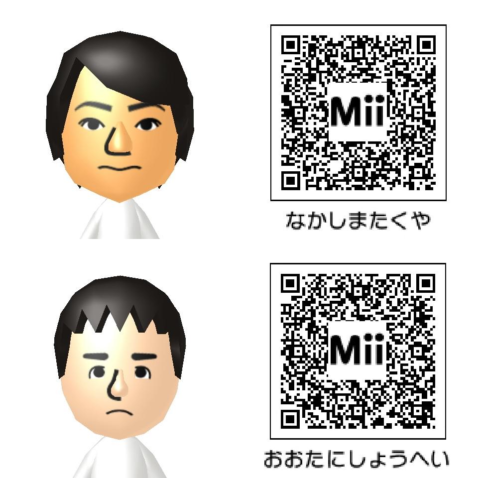 広島東洋カープまとめブログ | かーぷぶーんプロ野球選手の似顔絵をMiiで作った!12球団+おまけ付きwwwwコメントコメントする