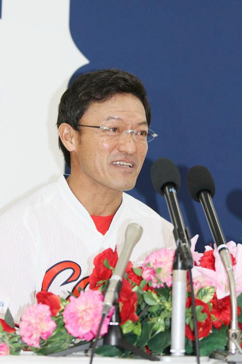 河田コーチ退任会見