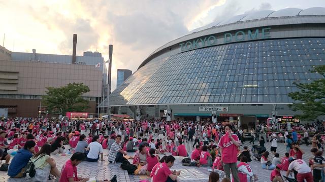 東京ドームカープファン