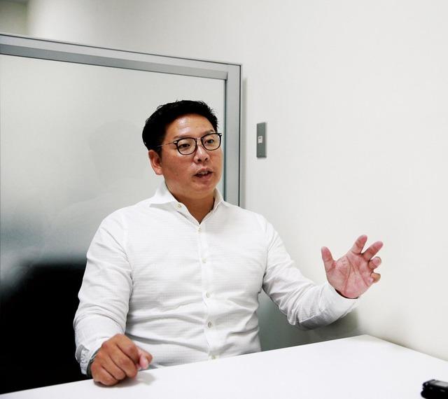 広島カープ松本有史スカウト