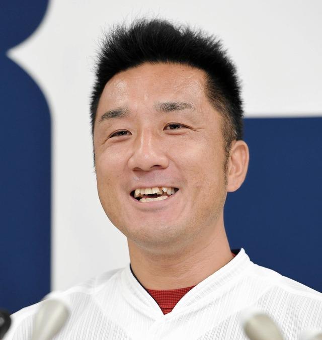 永川勝浩_引退会見