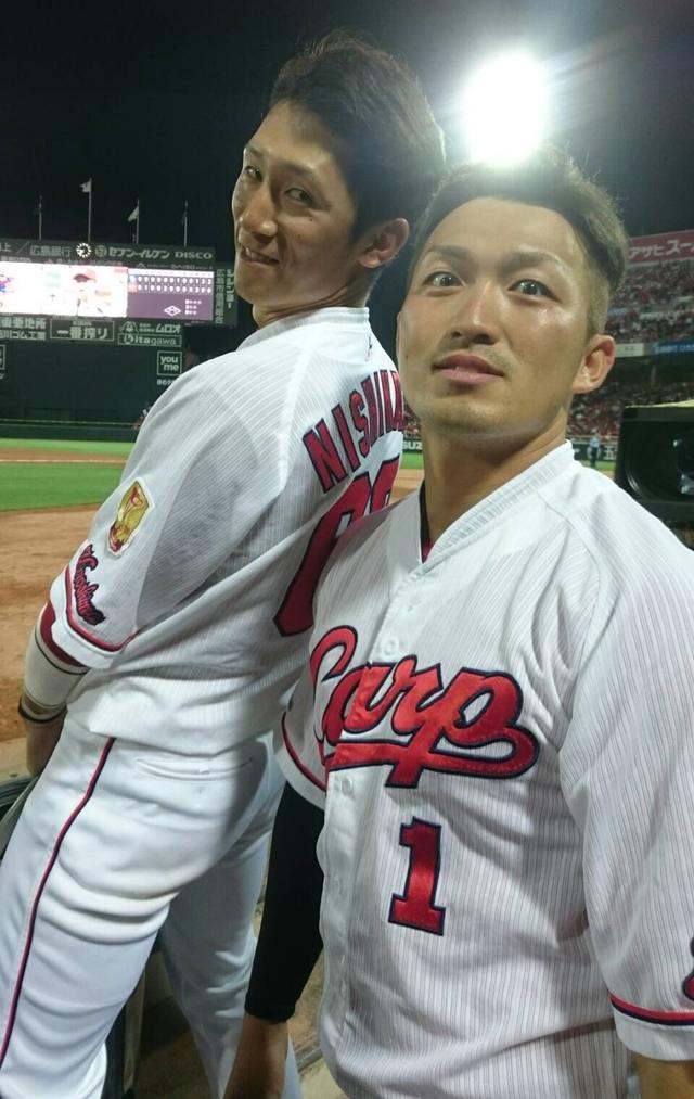 オールスターファン投票中間発表2019鈴木誠也セリーグ外野手部門1位