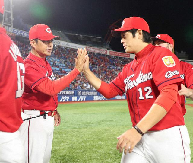 広島カープ11連敗ストップ緒方監督談話