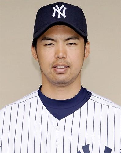 井川慶ヤンキース