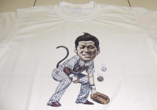 小窪哲也なきぼくろTシャツ
