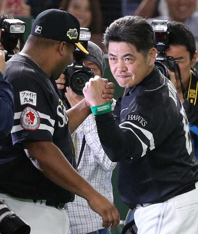 ホークスが巨人に3連勝!日本一に王手←カープファンの感想