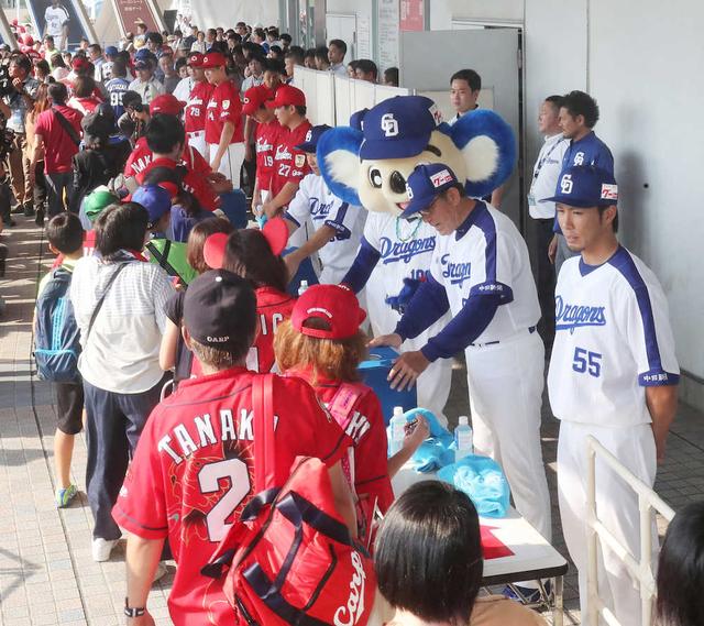 西日本豪雨_プロ野球_募金活動_00