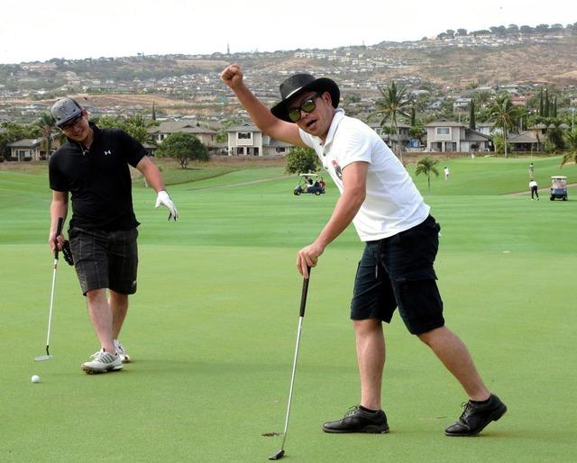 カープ優勝ゴルフコンペ