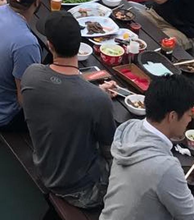 カープ焼き肉決起集会6