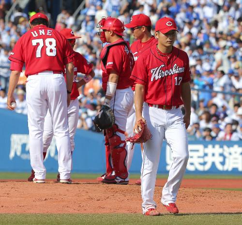 カープドラ1岡田横浜戦