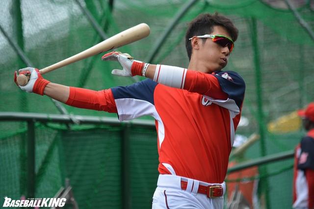 西川龍馬_左投手