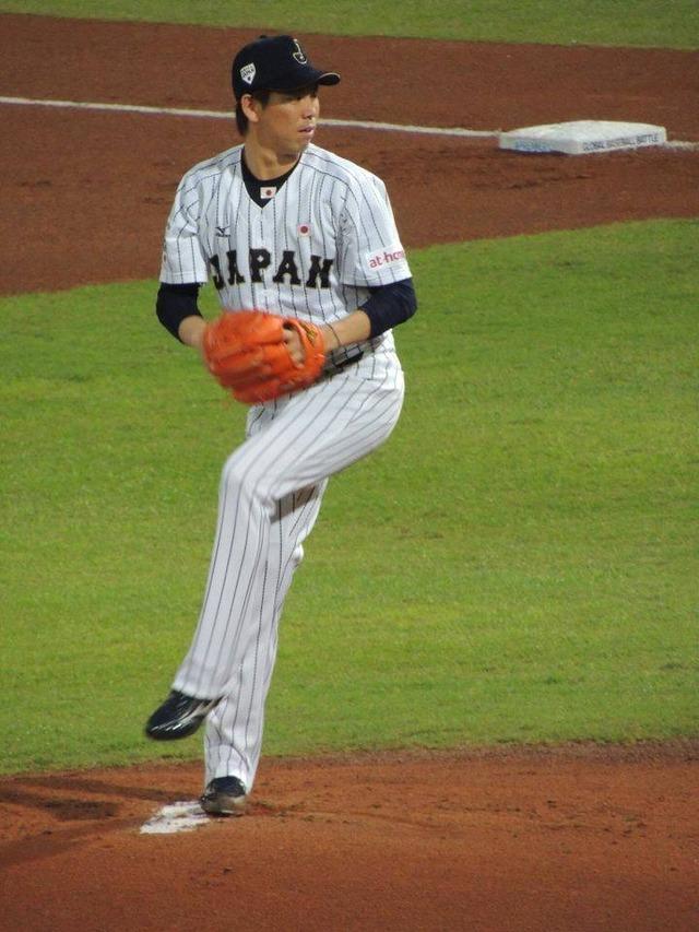 マエケンプレミア12台湾