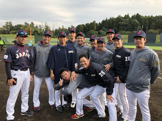 侍ジャパンU-24_日韓戦_決勝