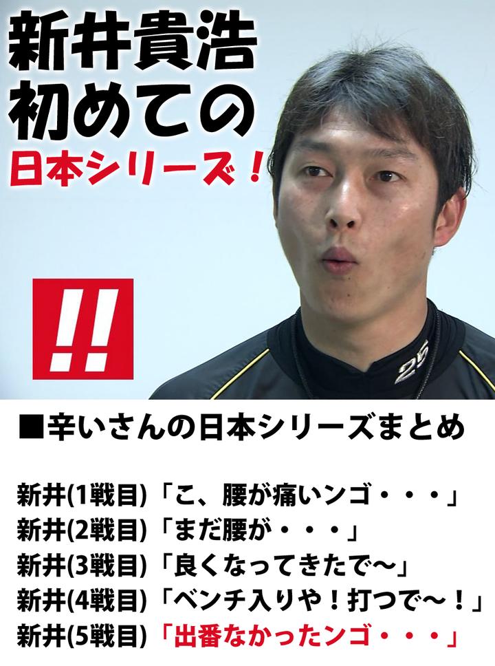 辛いさん_日本シリーズ