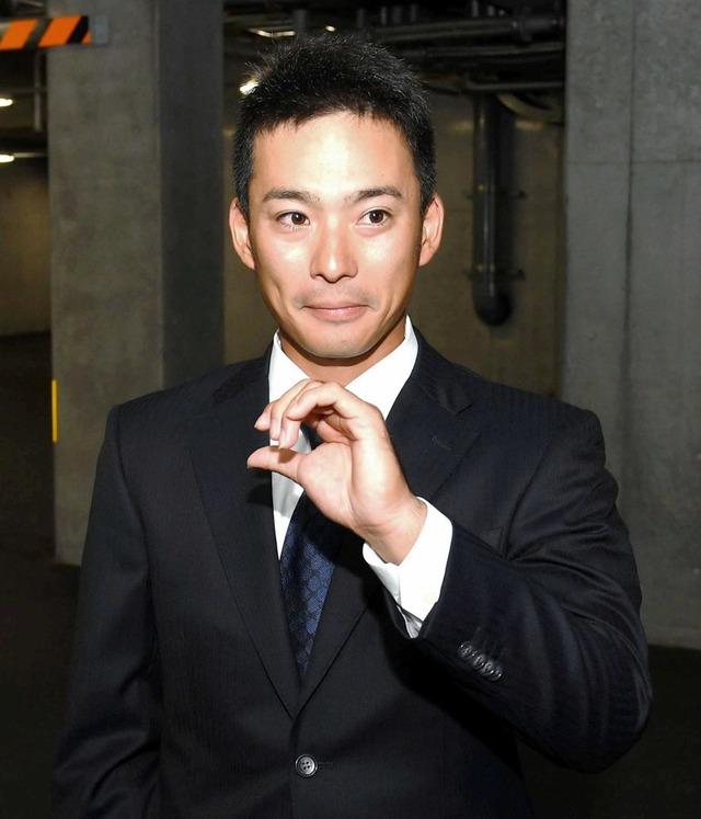 カープパリーグ担当スコアラー庄司隼人