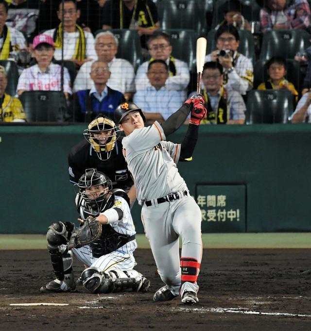 巨人岡本和真100打点カープファン反応