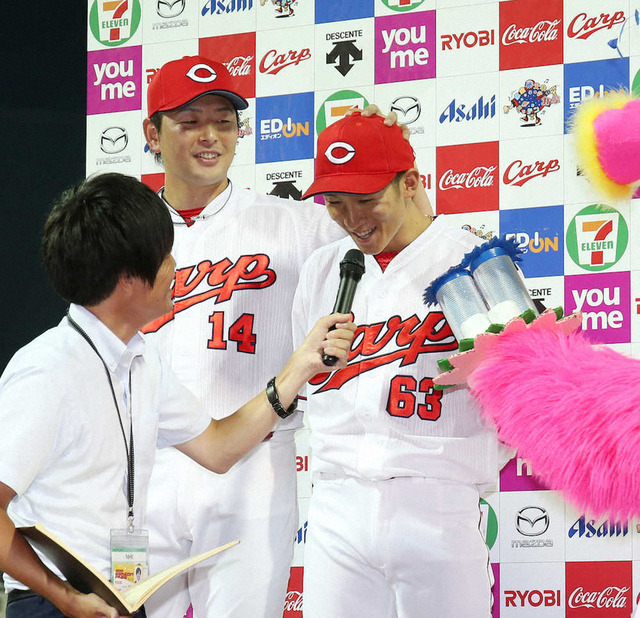 広島横浜巨人三つ巴優勝争い