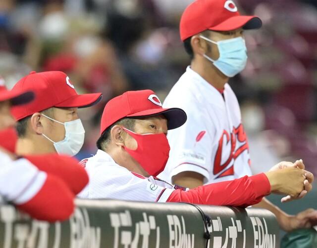 佐々岡監督「九里の7失点でゲームが終わった」