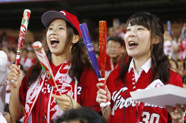 広島カープ観客動員世界18位