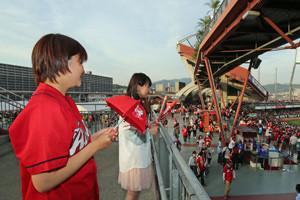 赤いシリーズヤクルト赤傘