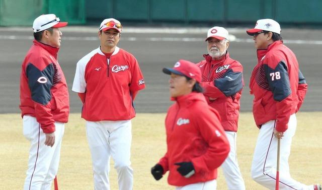 広島カープ次期監督候補