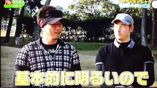 カープ選手会ゴルフ2016_16