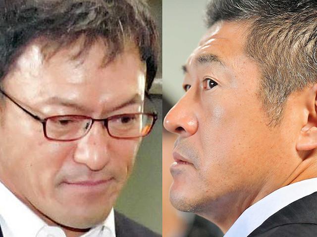 石井コーチ河田コーチヤクルト正式入閣