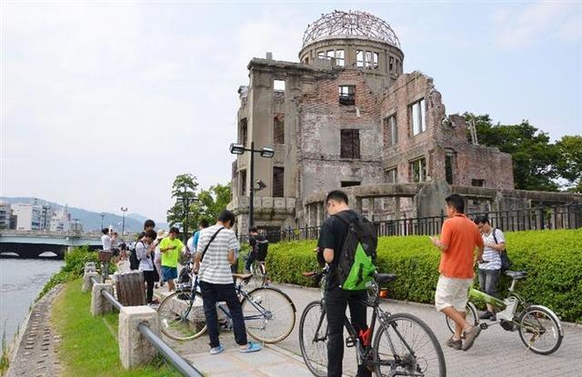 広島平和公園ポケモンGO