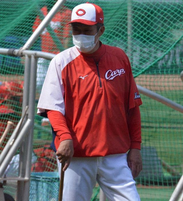カープ佐々岡監督、床田炎上におこ「こんな投球じゃ無理」