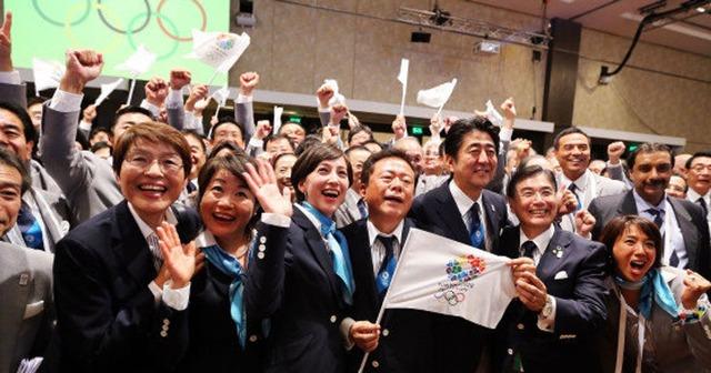 日本政府「東京オリンピック中止」