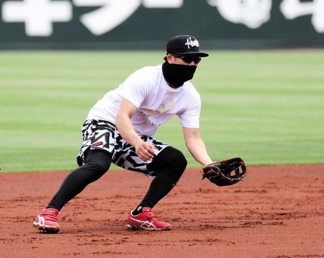 カープ田中広輔「本当に野球をやっていいのか?」